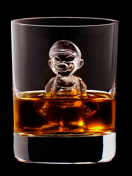 3D Ice Cube Sculptures