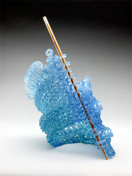 Knitted Sculptures