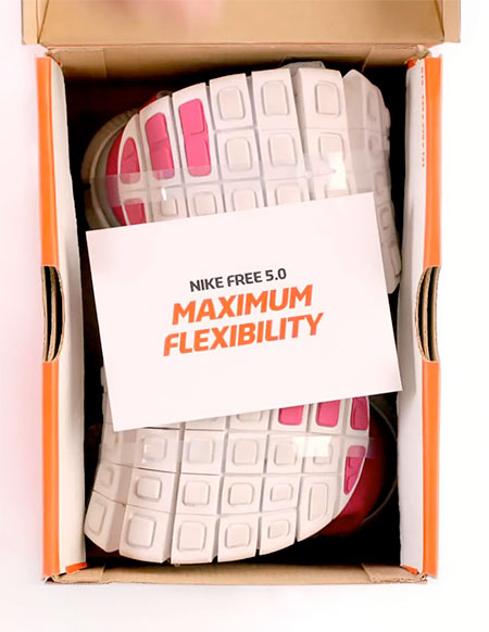 Flexible Shoes Box