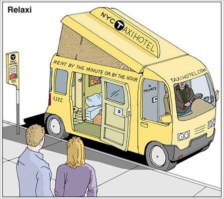 NYC Taxi Concept