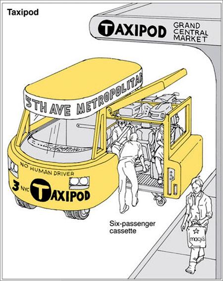 Taxicab Concept