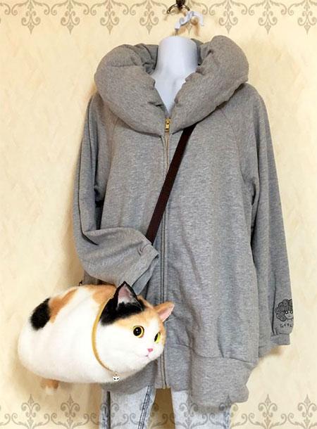 Japanese Cat Bags