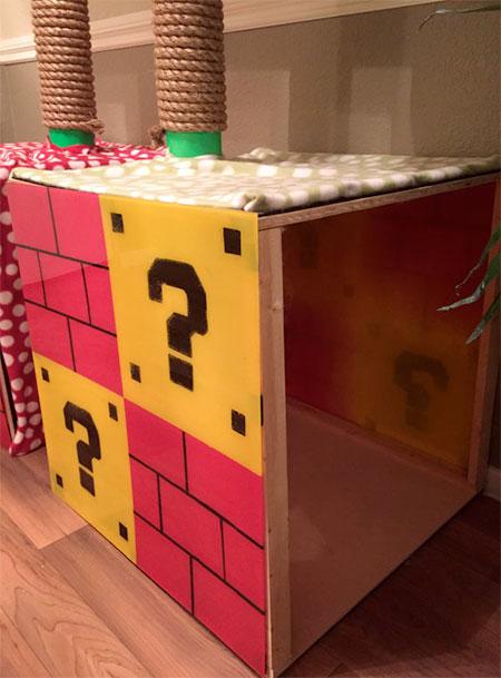 Super Mario Cat House