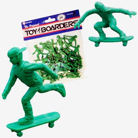 Skateboarder Action Figures