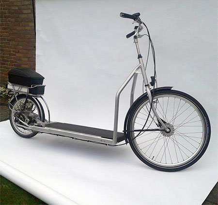Electric Walking Bike