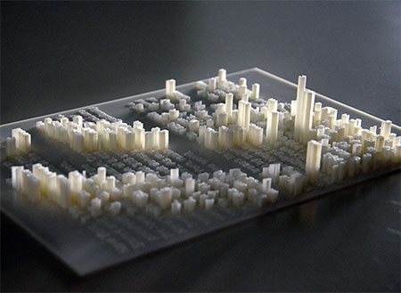 3D Printed Typography