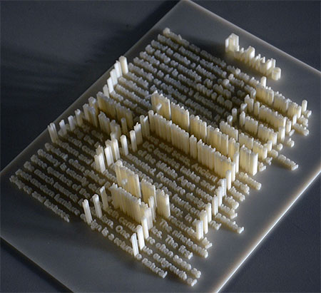 3D Printed Document