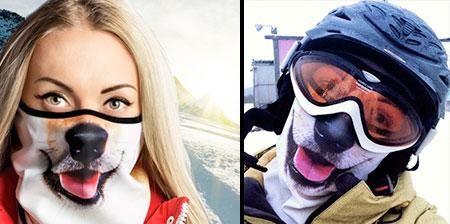 Animal Ski Masks