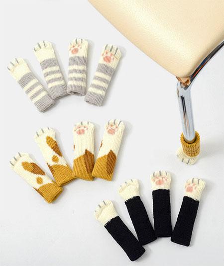 Cat Chair Socks