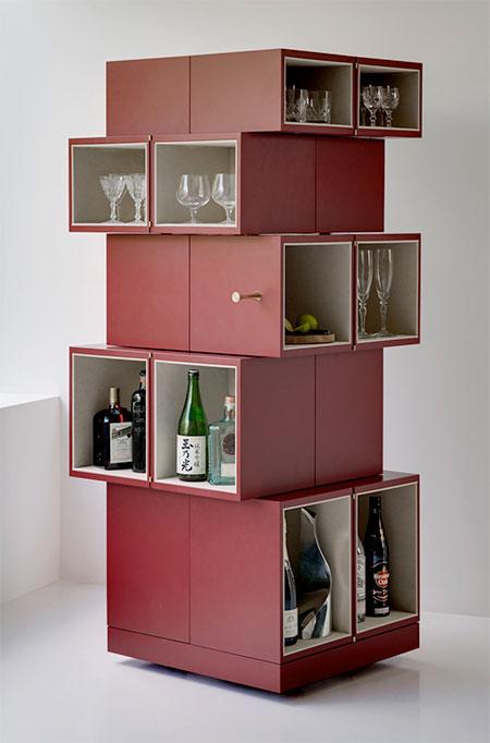 Cubick Cabinet