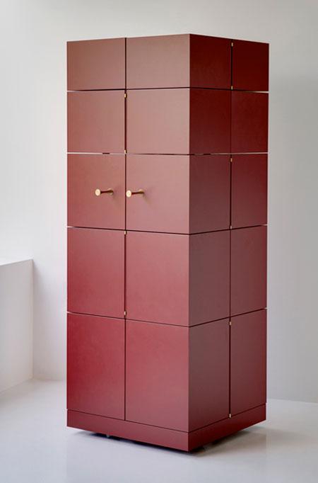 Cubic Cabinet