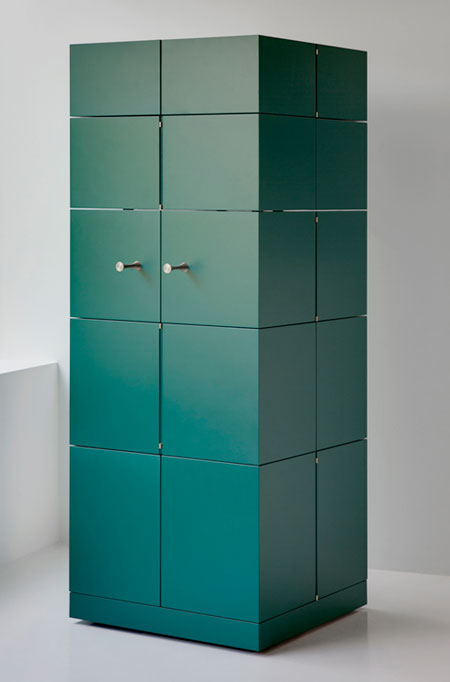 YardSaleProject Cubrick Cabinet