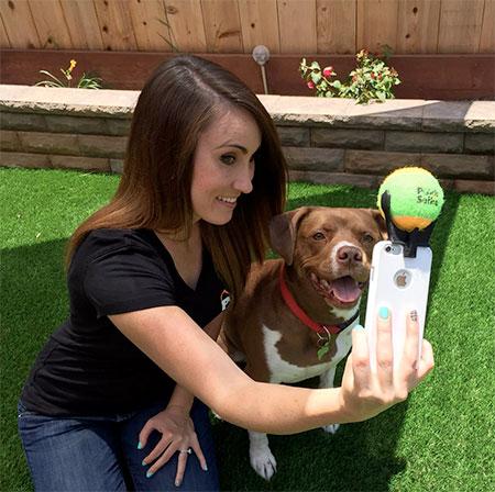 Ball Phone Selfie Stick