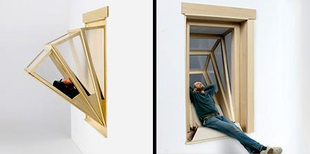 La extensión de la ventana