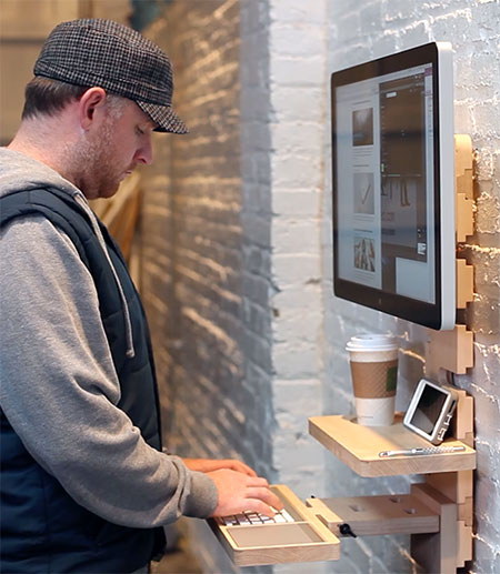 StandCrafted Desk
