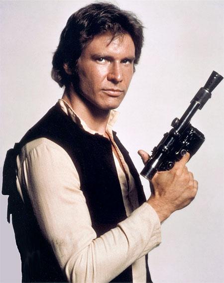 Han Solo Gun Flas