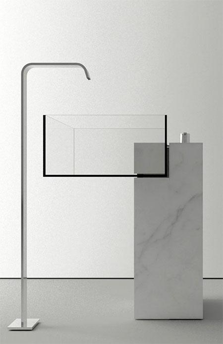 Victor Vasilev Invisible Sink
