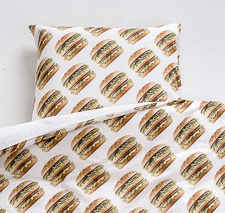 Big Mac Bed Sheets