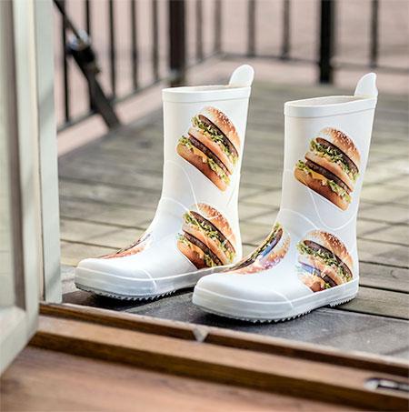 Big Mac Boots