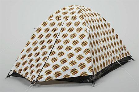 Big Mac Camping Tent