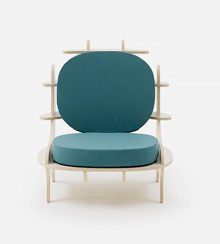 Campeggi Shelf Chair