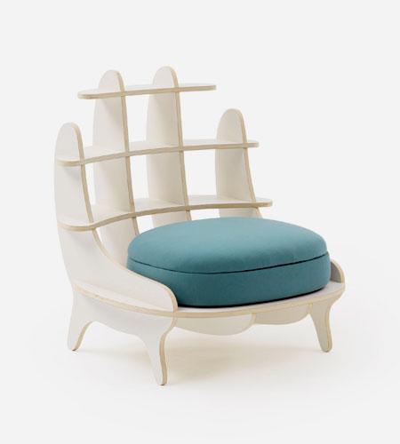 YOY Campeggi Shelf Chair