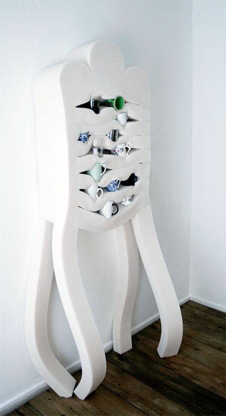Dewi van de Klomp Soft Cabinets