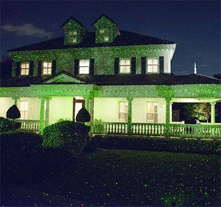 Christmas Lights Projector