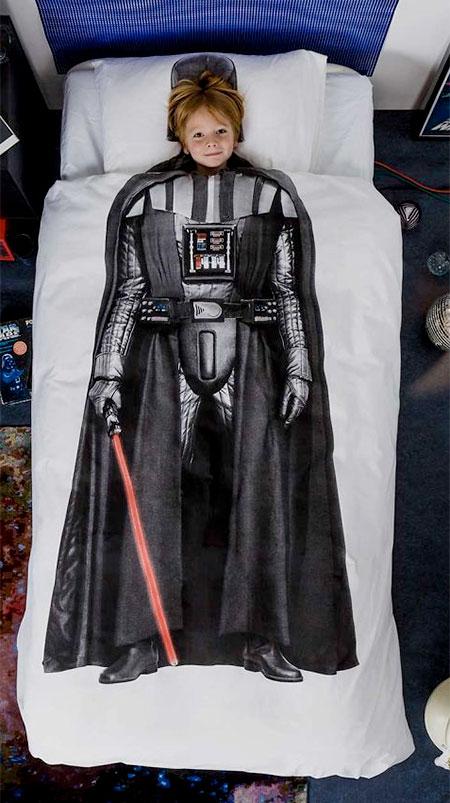 Darth Vader Bed Sheets