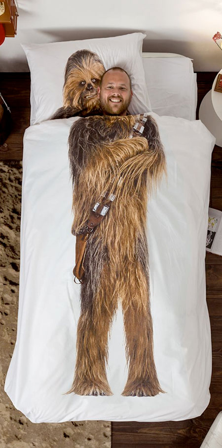Star Wars Chewbacca Bed Sheets