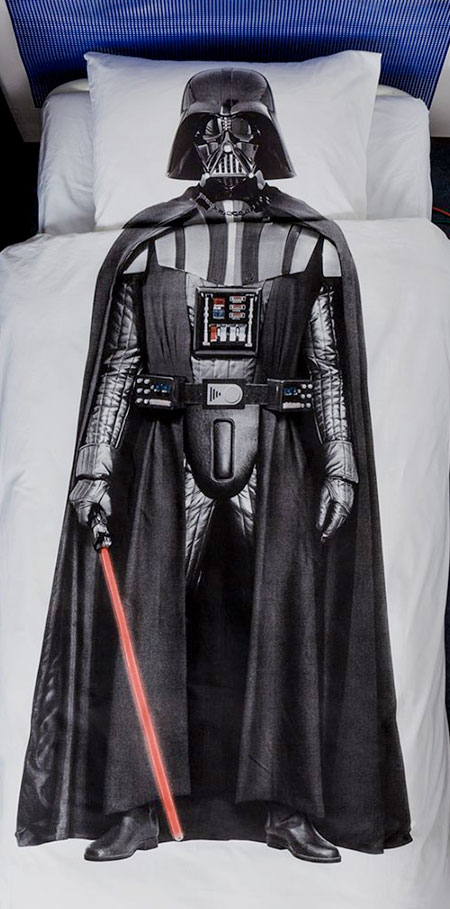 Star Wars Darth Vader Bed Sheets