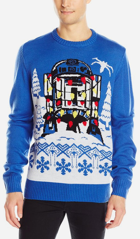 R2-D2 Christmas Sweater