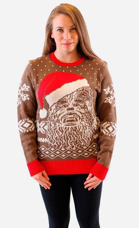 Chewbacca Christmas Sweater