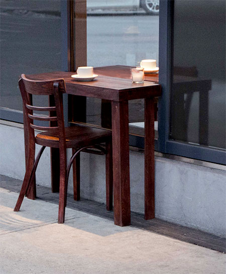 New York Table For Two