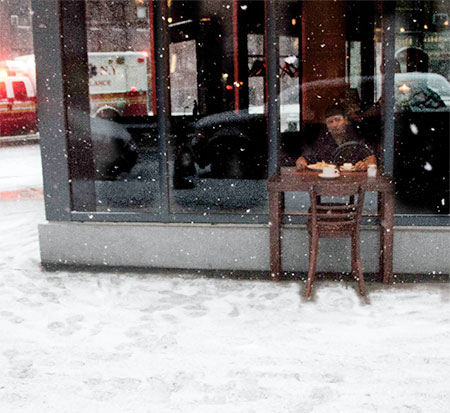 Table For Two in New York