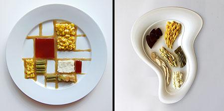 Thanksgiving Dinner Art