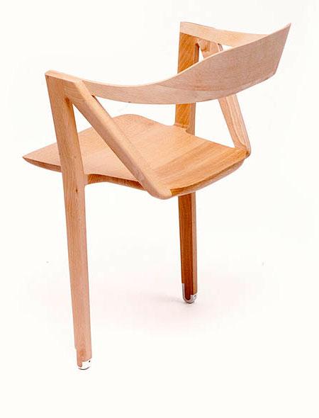 2 Legged Chair