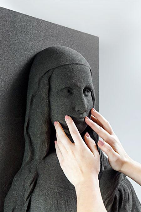 3D Mona Lisa