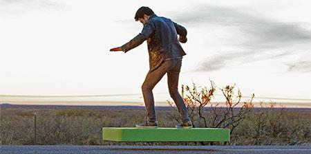 Arca Hoverboard