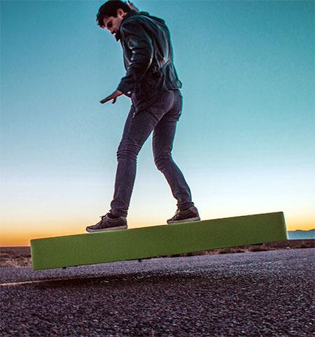 Arca Space Hoverboard