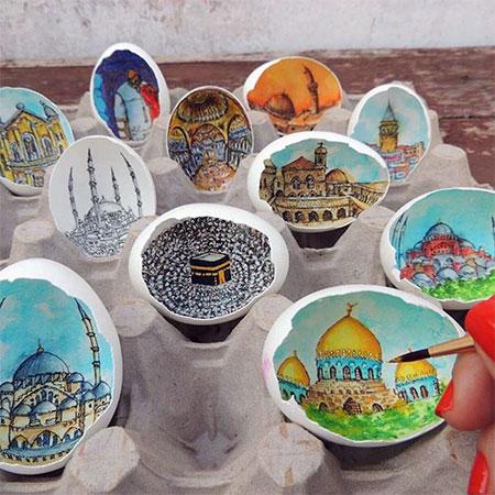 Artist Sureyya Noyan
