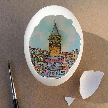 Sureyya Noyan Eggshell