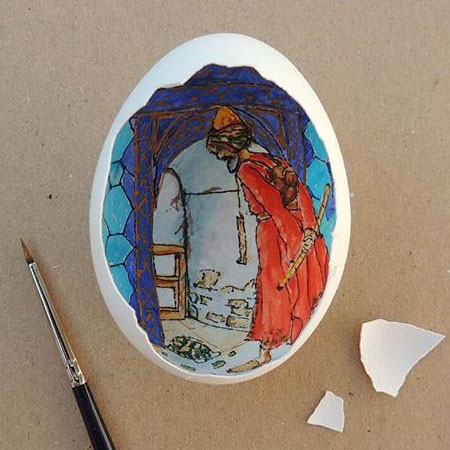 Sureyya Noyan Eggshells