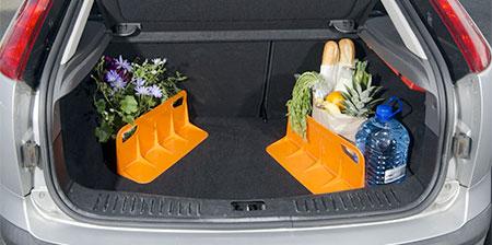 Car Trunk Dividers