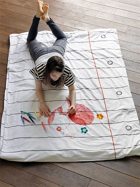 Doodle Bed Sheets