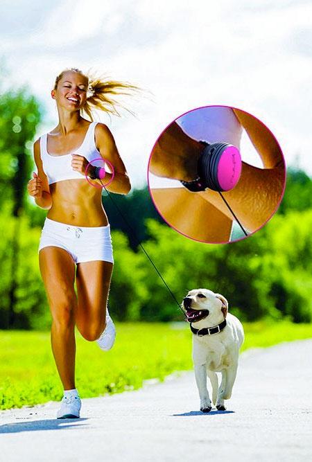 Retractable Hands Free Dog Leash