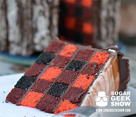 Elizabeth Marek Lumberjack Cake