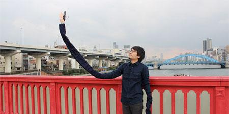 Long Arm Selfie Stick
