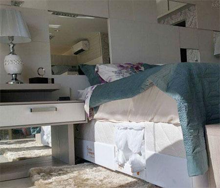 Bed Frame Pet Bed
