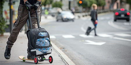 Backpack Kick Scooter